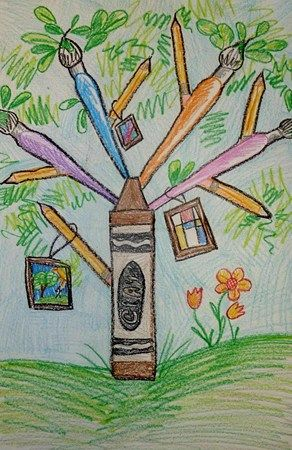 Money doesn't grow on trees, but what if it did? What kind of a tree would you like to grow?
