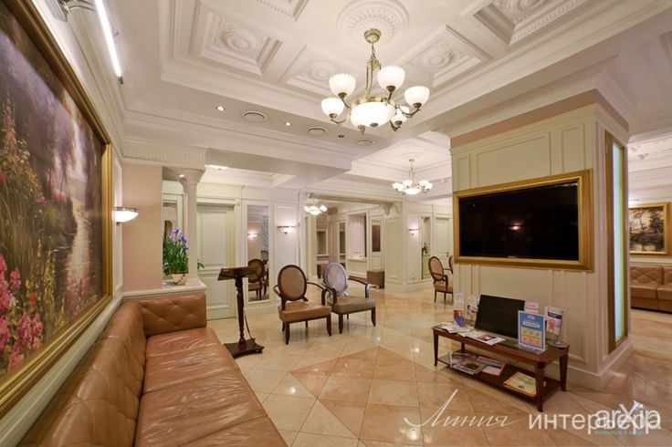 Дизайн интерьера частной клиники: интерьер, прихожая, холл, вестибюль, фойе, салон красоты, спа, парикмахерская, 50 - 80 м2 #interiordesign #entrancehall #lounge #lobby #lobby #beautysalon #spa #hairsalon #50_80m2 arXip.com