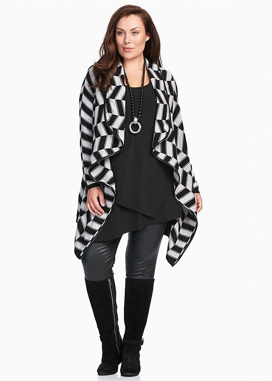 Plus Size Ladies' Tops in Australia - White, Black, Mesh & More - BOLD AS LOVE CARDY