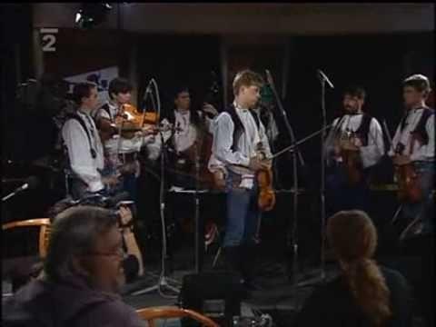 Horňácká cimbálová muzika J. Miškeříka