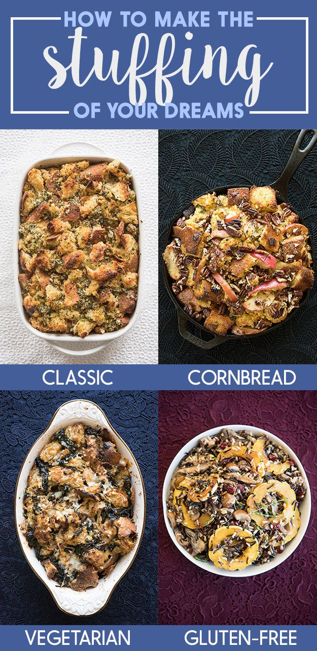 How To Make The Thanksgiving Stuffing Of Your Dreams