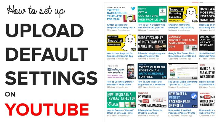 23 best YouTube Marketing Tutorials images on Pinterest Social