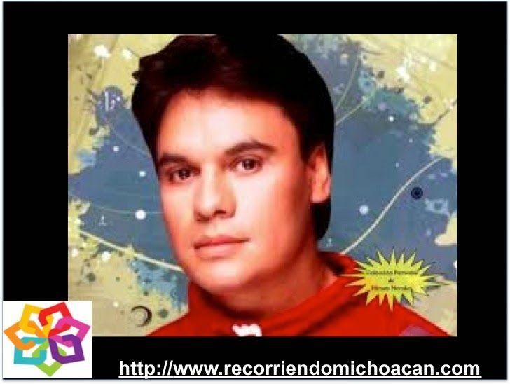 MICHOACÁN MÁGICO te cuenta que el verdadero nombre del cantante Juan Gabriel es Alberto Aguilera Valadez, su nombre artístico lo tomó de su gran maestro y protector Juan Contreras y de su padre, Gabriel Aguilera, quien falleció cuando el era muy pequeño. En su adolescencia también uso el nombre artístico de Adán Luna. HOTEL ESTEFANIA http://www.hotelestefania.com.mx/