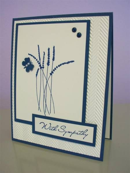 MrsOcean CAS Swap Card by LaLatty - Cards and Paper Crafts at Splitcoaststampers