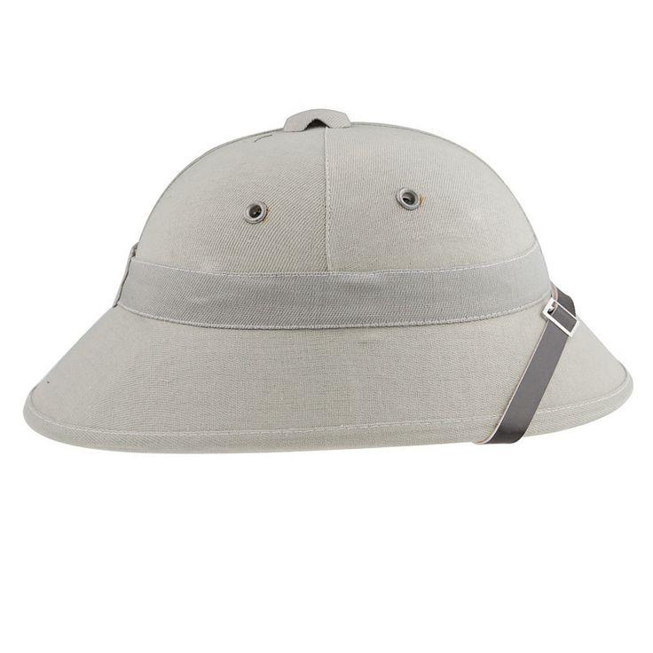 >> Click to Buy << VIETNAM WAR ARMY HAT NVA VIETCONG VC PITH HELMET GRAY-33662 #Affiliate