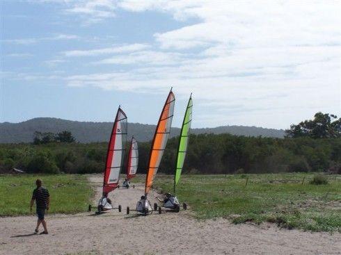 Blokart Sailing South Africa