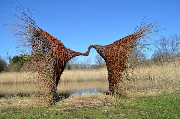 karin van der molen | Kunst in de natuur, van Karin van der Molen
