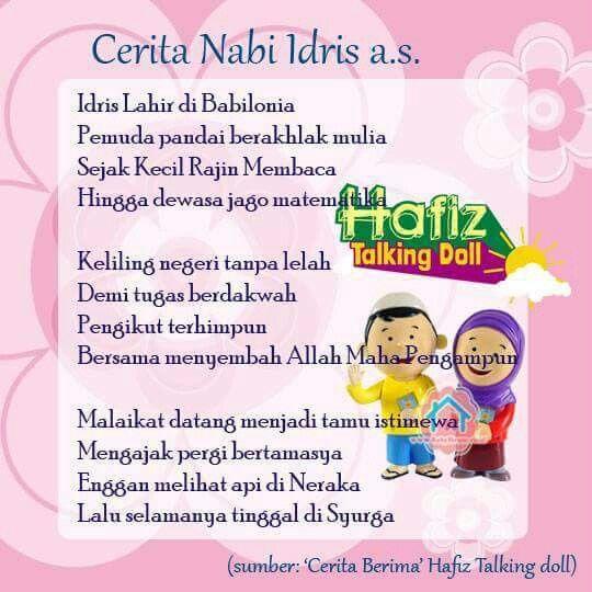 Cerita Nabi Idris