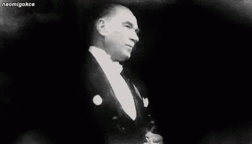 Atatürk GIF - Tenor GIF Keyboard - Bring Personality To Your Conversations | Say more with Tenor