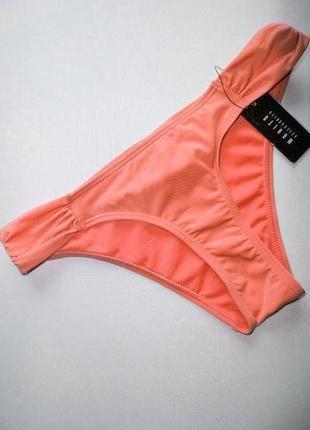 Персиковые купальные плавки бикини mohito. р. s (Mohito)  за 75 грн.