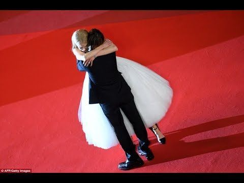 Nicole Kidman & Keith Urban enjoyed each other on the red carpet [Cannes...