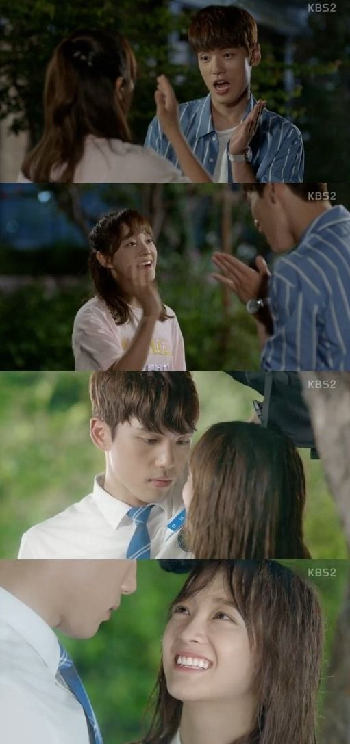 [Spoiler] Added episode 8 captures for the #kdrama 'School 2017'