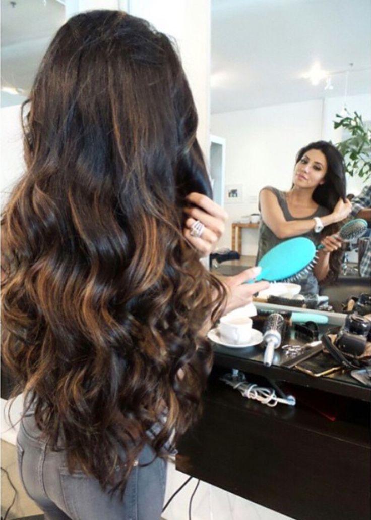 Leyla Milani | Love her hair. | h a i r | Hair, Long hair ...