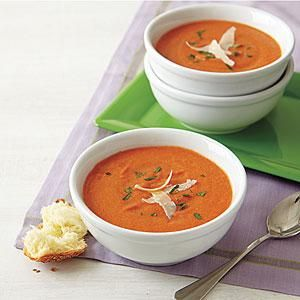 Slow-Cooker Creamy Tomato Soup | MyRecipes.com
