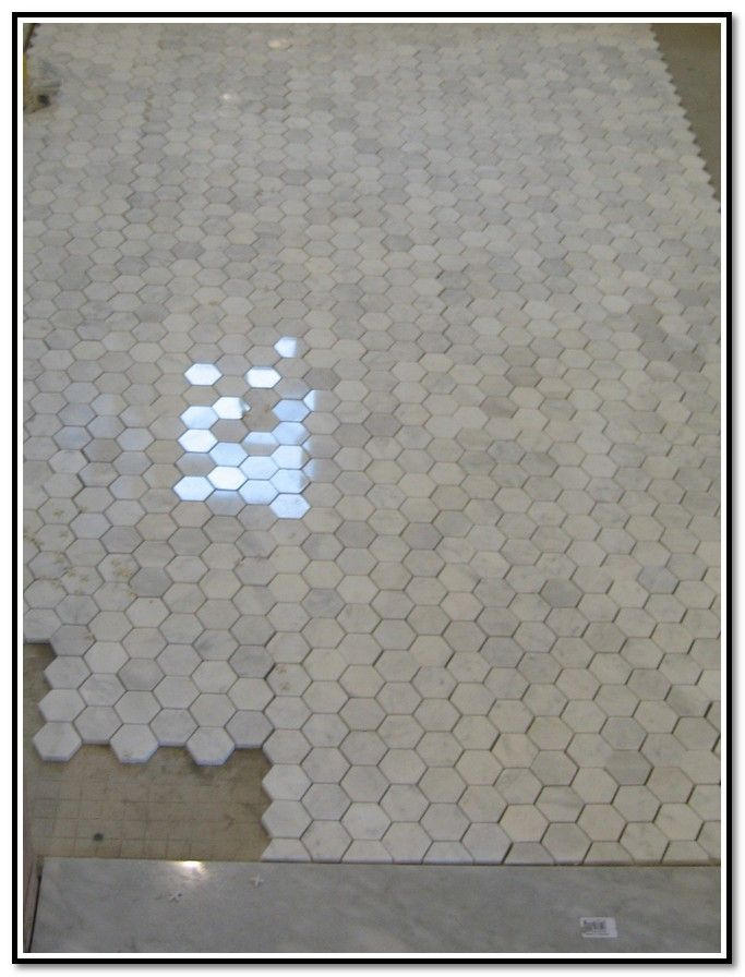 Polished Porcelain Tile That Looks Like Marble