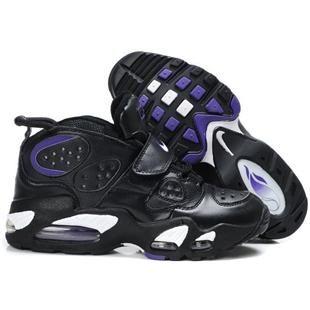 Nike Air CB 34 Charles Barkley Shoes Black/Purple Sport