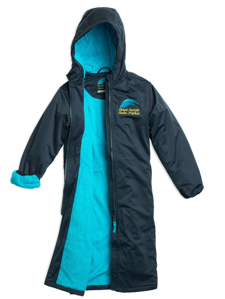 Yes! A Great Aussie Swim Parka is for adults too. Starting at a size Small we go right through to XXX Large.  No more dreaded public change rooms. Or getting dressed as quickly as possible when you are not completely dry and falling over yourself.  NO, no more; simply slip on you Swim Parka and head on