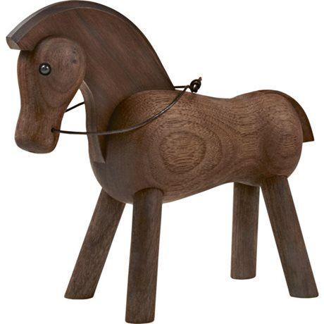 Kay Bojesen Hest Valnøddetræ - billede 1