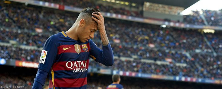 Neymar bűnös adócsalásban, 45 millió eurót kell fizetnie