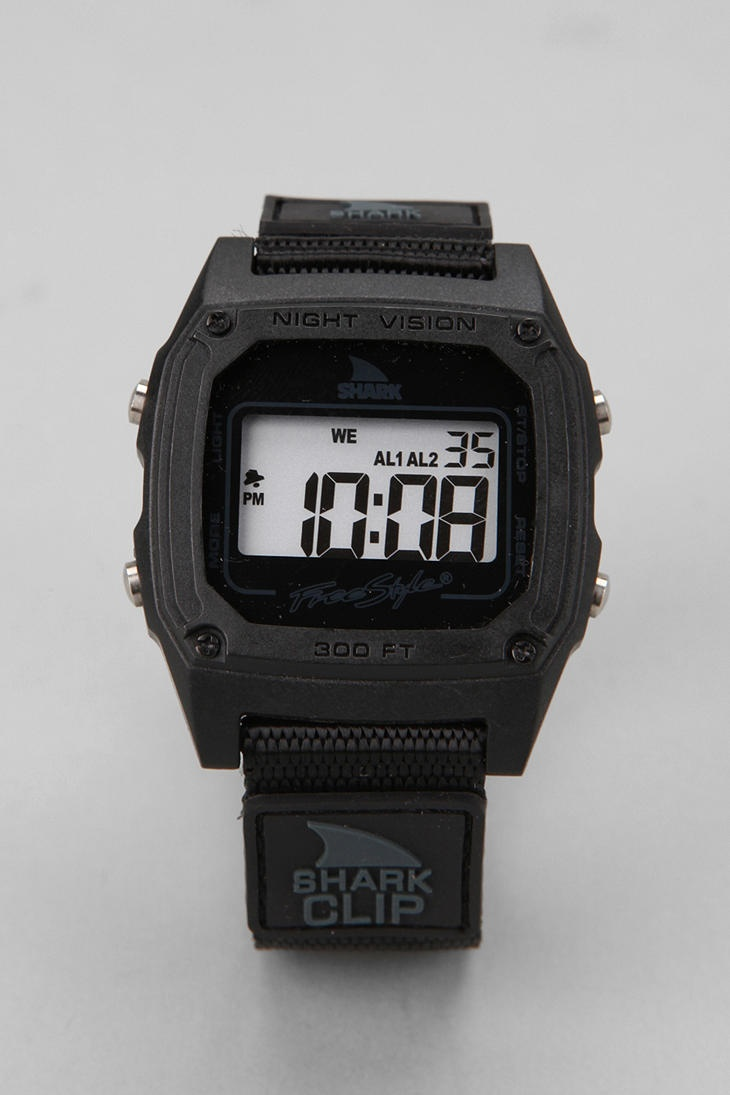 Freestyle Shark Clip Watch  #UrbanOutfitters