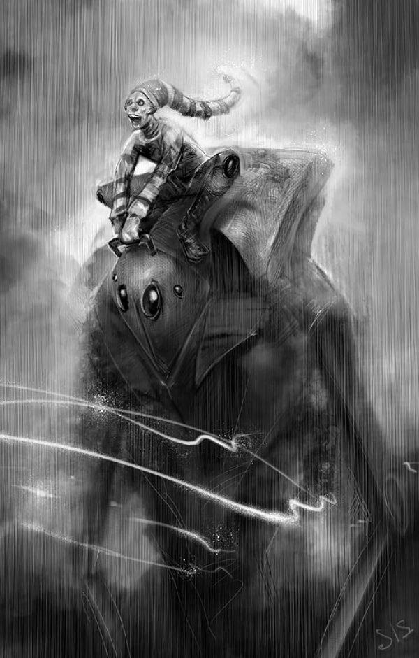 Illustrations - Иван Соляев