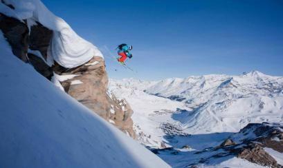 Degré7 ski freeride snow mountain winter skiing freestyle outdoor activity skiwear