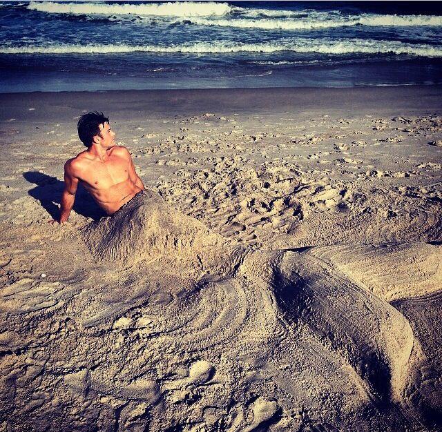 Scott Eastwood #merman