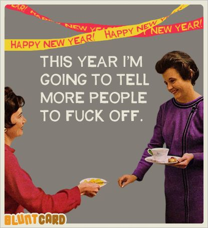 New Years resolution LOLOLOLOLOLOLOLOLOLOL YES!