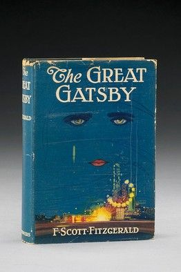 This is one of my favorite books. It's interesting to think about how Gatsby would have used social media to construct the life he wanted people to think he had.