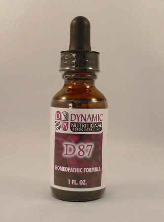 D87 Trim Tex Homeopathic for Water Retention www.eVitaminMarket.com