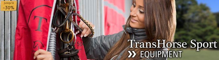 TRANSHORSE SPORT - Support pour matériel d'équitation, boxe, écurie