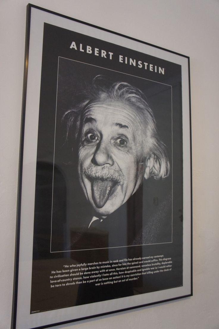 #einstein #poster #classic #epic #vintage #office #wisdom #quote #iteo