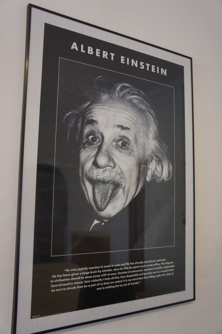 #einstein #poster #classic #epic #vintage #office #wisdom #quote #iteo