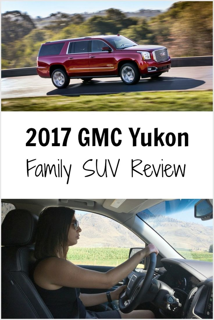 A review of the 2017 gmc yukon