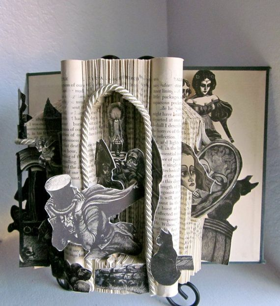 Hey, I found this really awesome Etsy listing at https://www.etsy.com/listing/178757949/gothic-edgar-allen-poe-tales-vintage