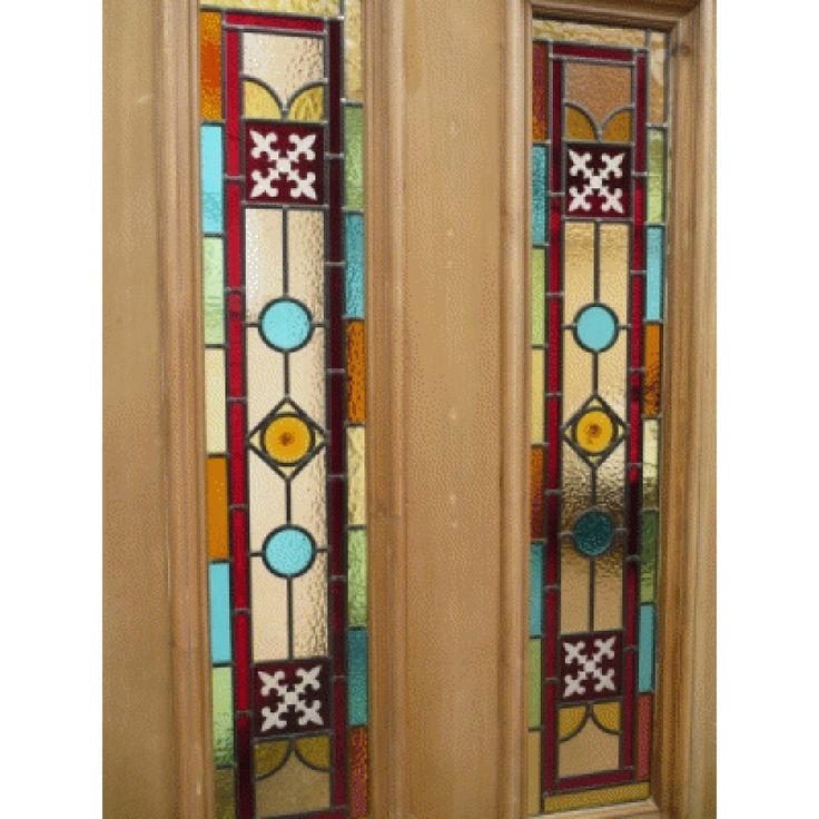 Front Door Side Window Film: 36 Best Images About Stained Glass Front Doors On