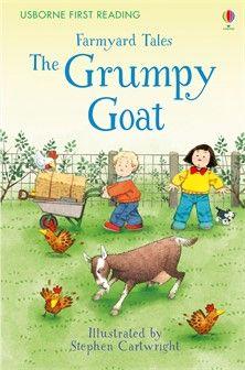 Usborne Farmyard Tales - The Grumpy Goat