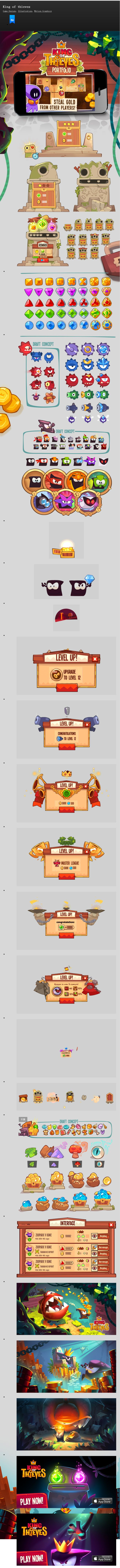 King of thieves on B...