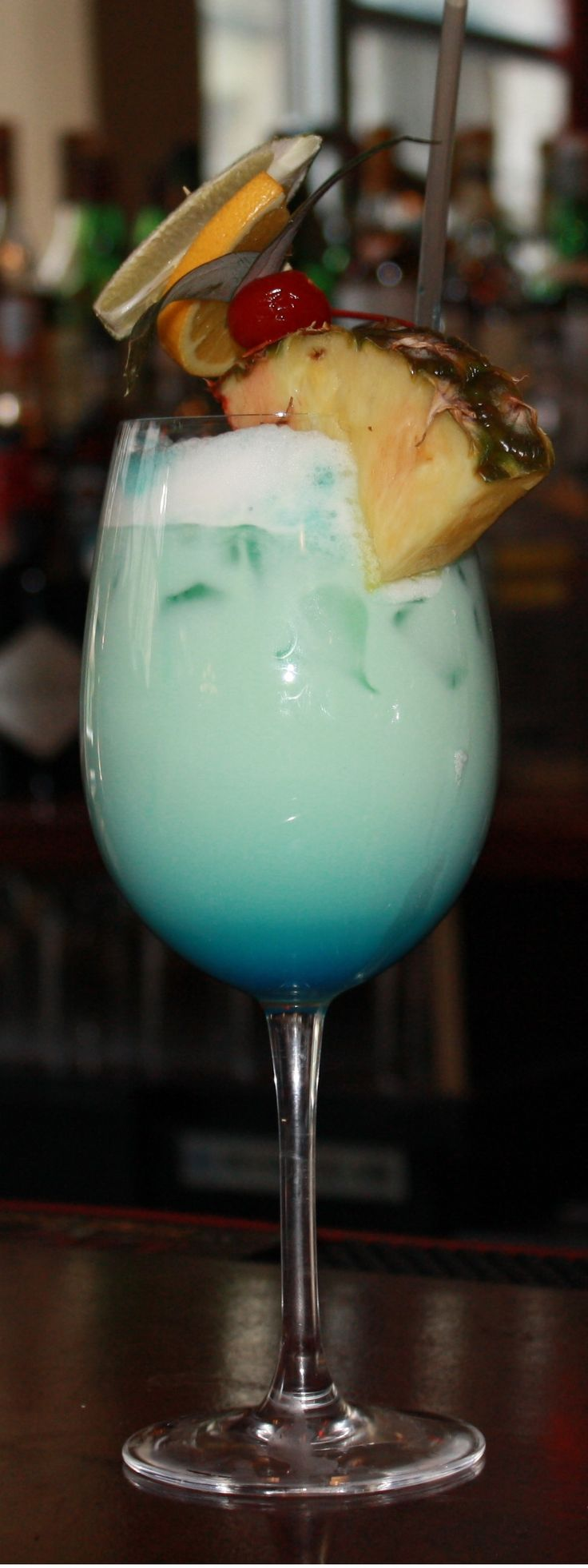 Swimming Pool Cocktail Swimming, Blue drinks and Cream