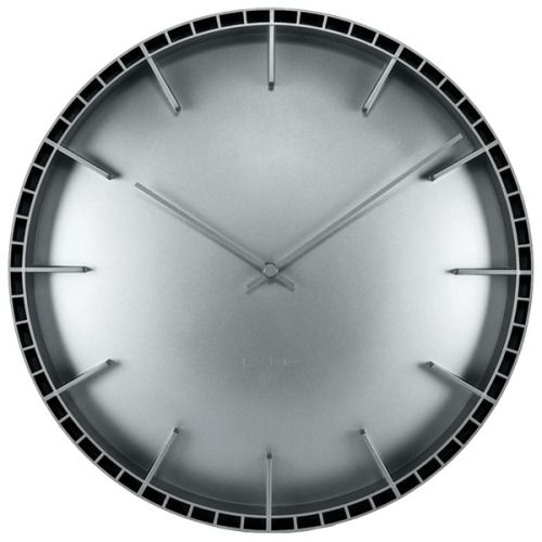 4.Dome45 Clock, $159, by Leff, from Room99.  http://www.room99.co.nz/collections/accessories/products/leff-dome-clock