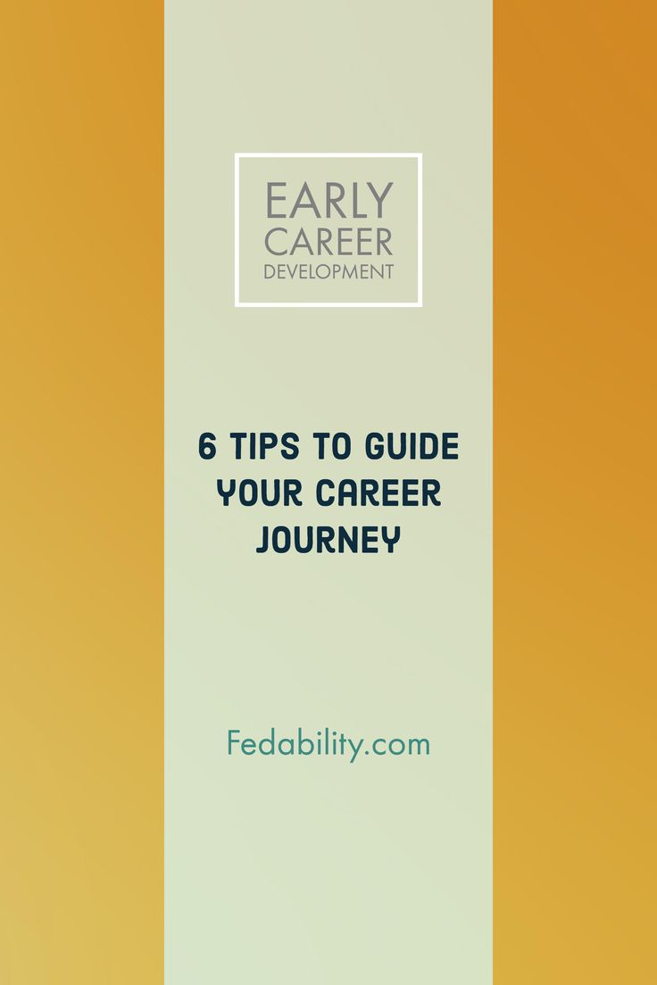 17 best images about career job vocational resources on early career advice to guide your career journey individual development plan idp professional job goals