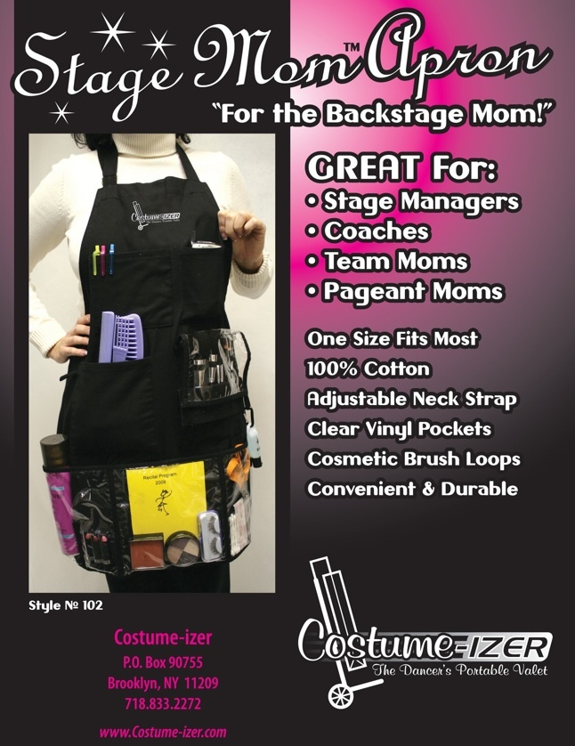 For Dance Comp moms!