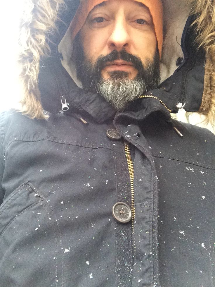 Snow and me!