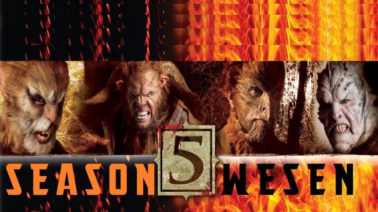 Grimm - Season 5 Wesen and Diseases