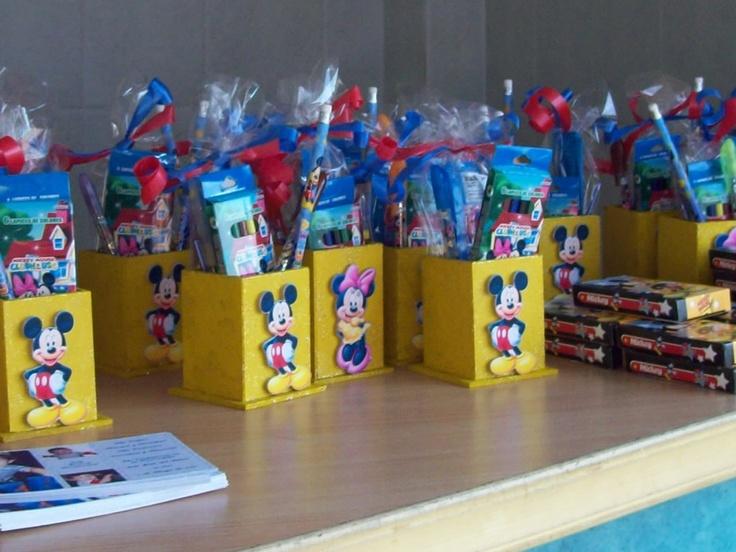 decoracion fiesta de mickey mouse fiestas infantiles