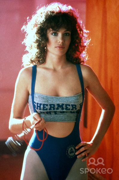 Kelly LeBrock Weird Science (1985) Directed by John Hughes This is a ...