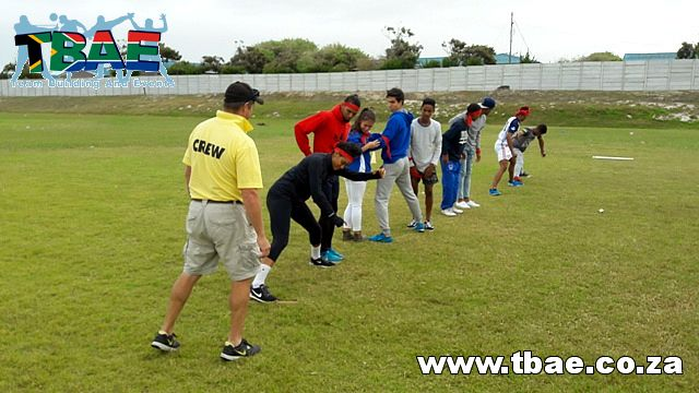 WPAA Youth Development Corporate Fun Day team building Cape Town
