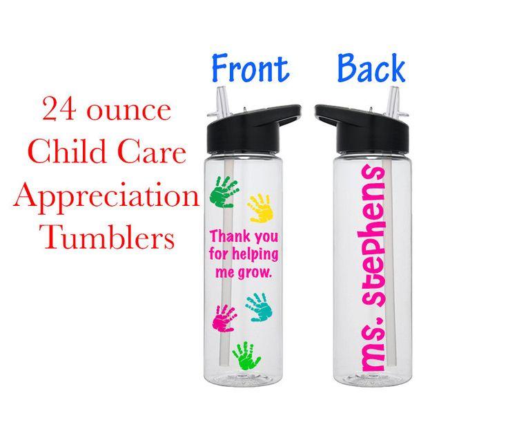 Personalized Teacher Tumbler, Teacher Appreciation Gift, Teachers Aide Gift, Teacher Gift by VinylDecalOutlets on Etsy