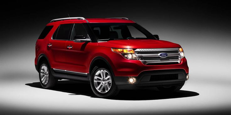 ford explorer | 2011 Ford Explorer Orders Double Expectations