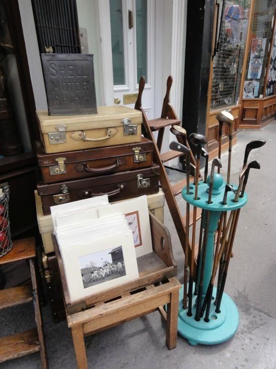 sehenswerter Flohmarkt - Portobello Road Market, London Reisebewertungen – TripAdvisor